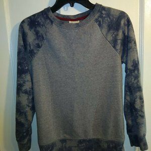 Boys Sweatshirt Pullover Camo Sleeves